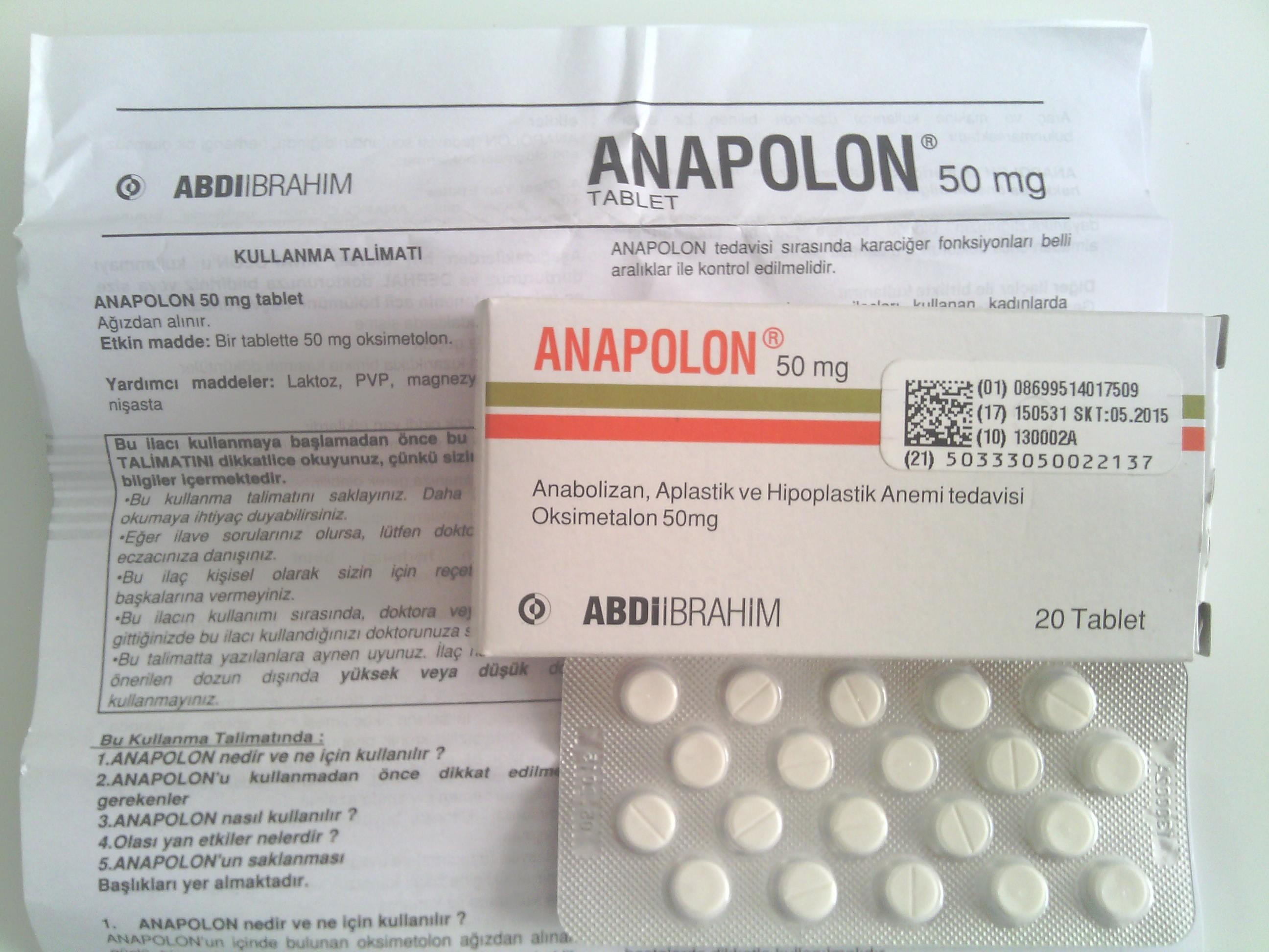 Anadrol 50 Buy